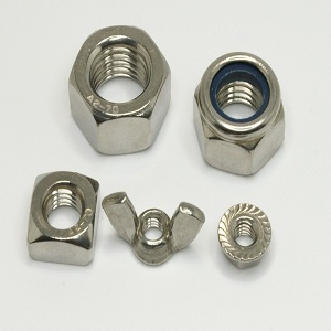 Metal Nuts Manufacturers in India